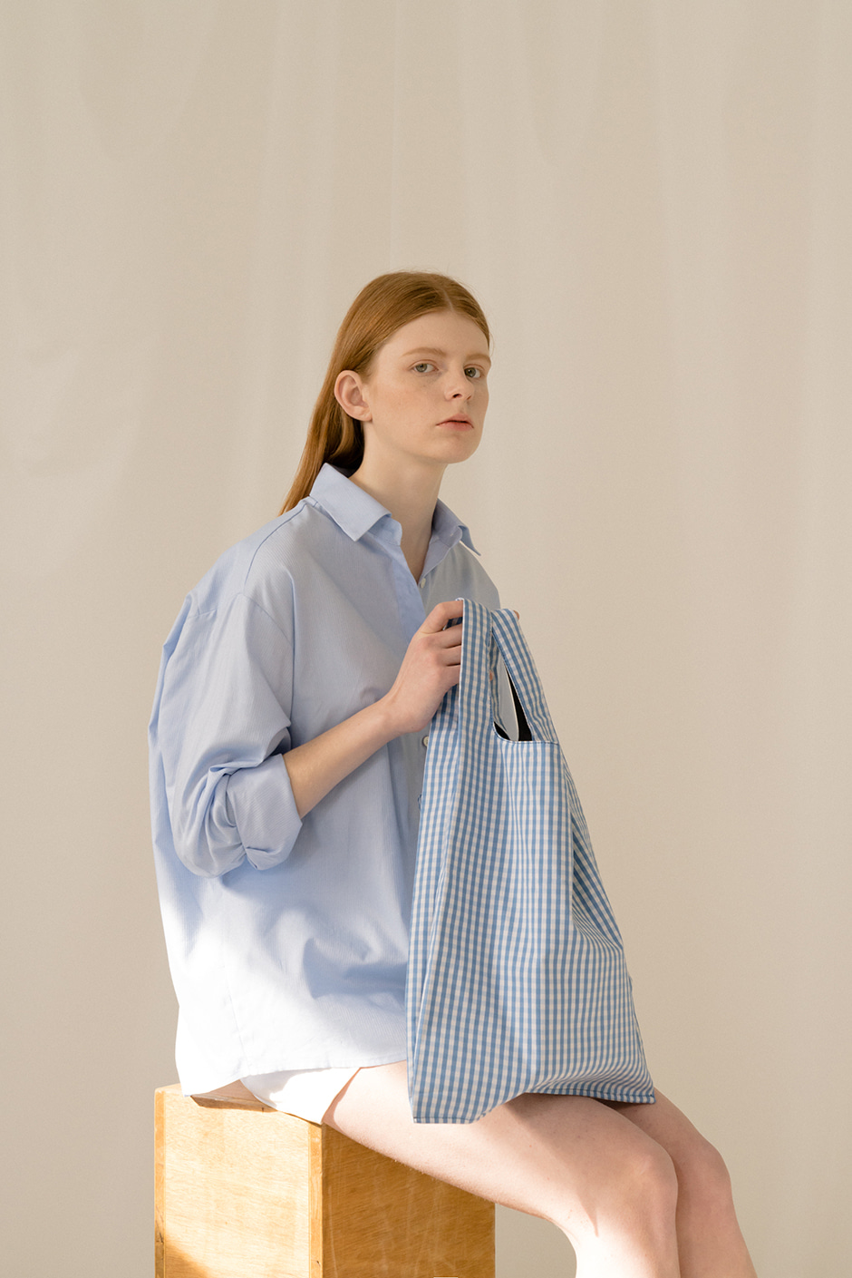 BLUE STRIPE SHIRTS
