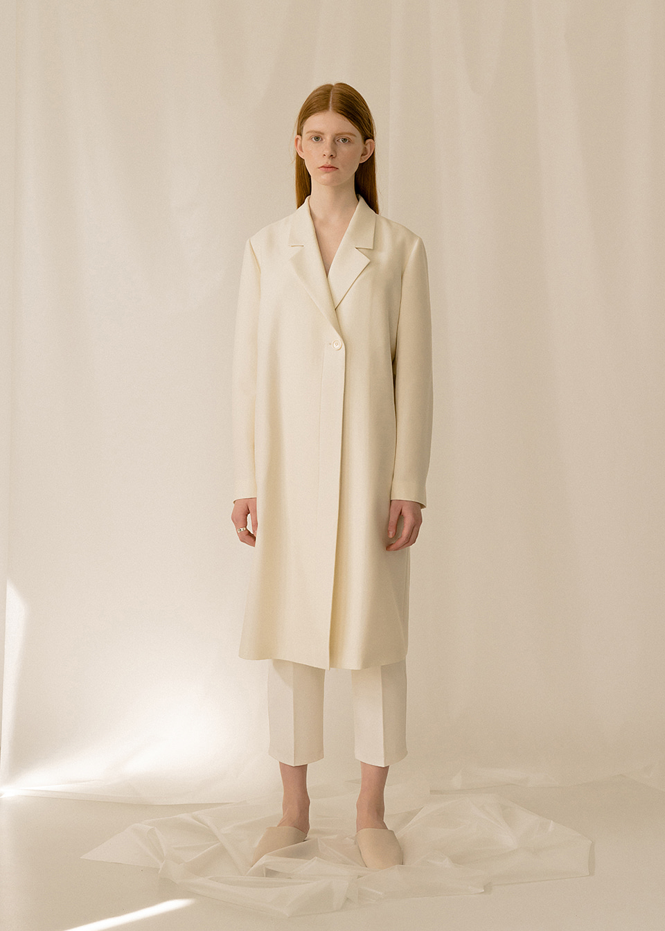 18 SS TAILORED COAT IV