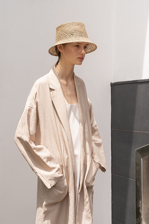 SUMMER ROBE (BEIGE)