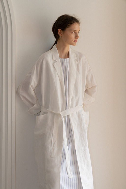 SUMMER ROBE (WHITE)