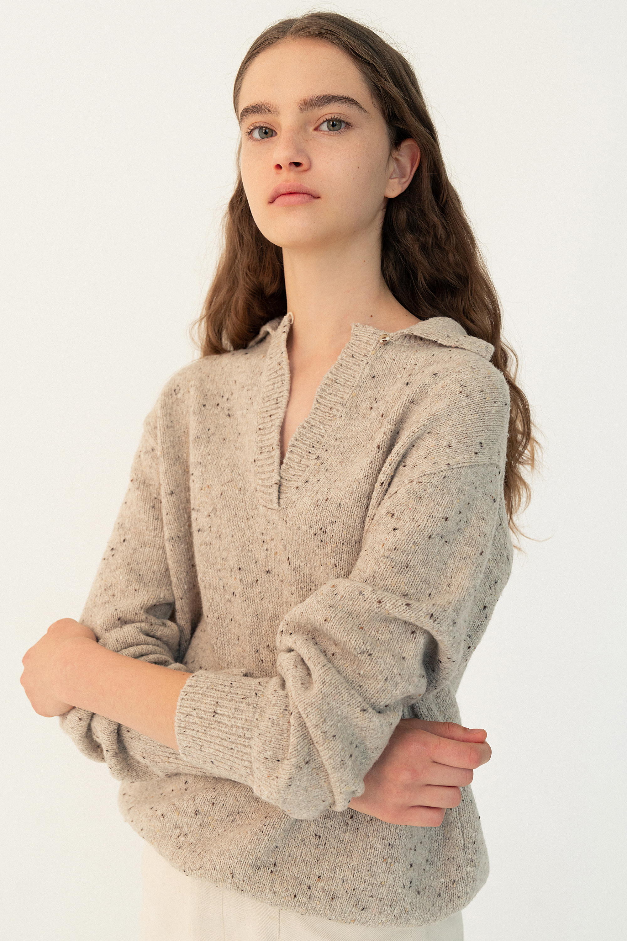 Bella knit (Oatmeal)