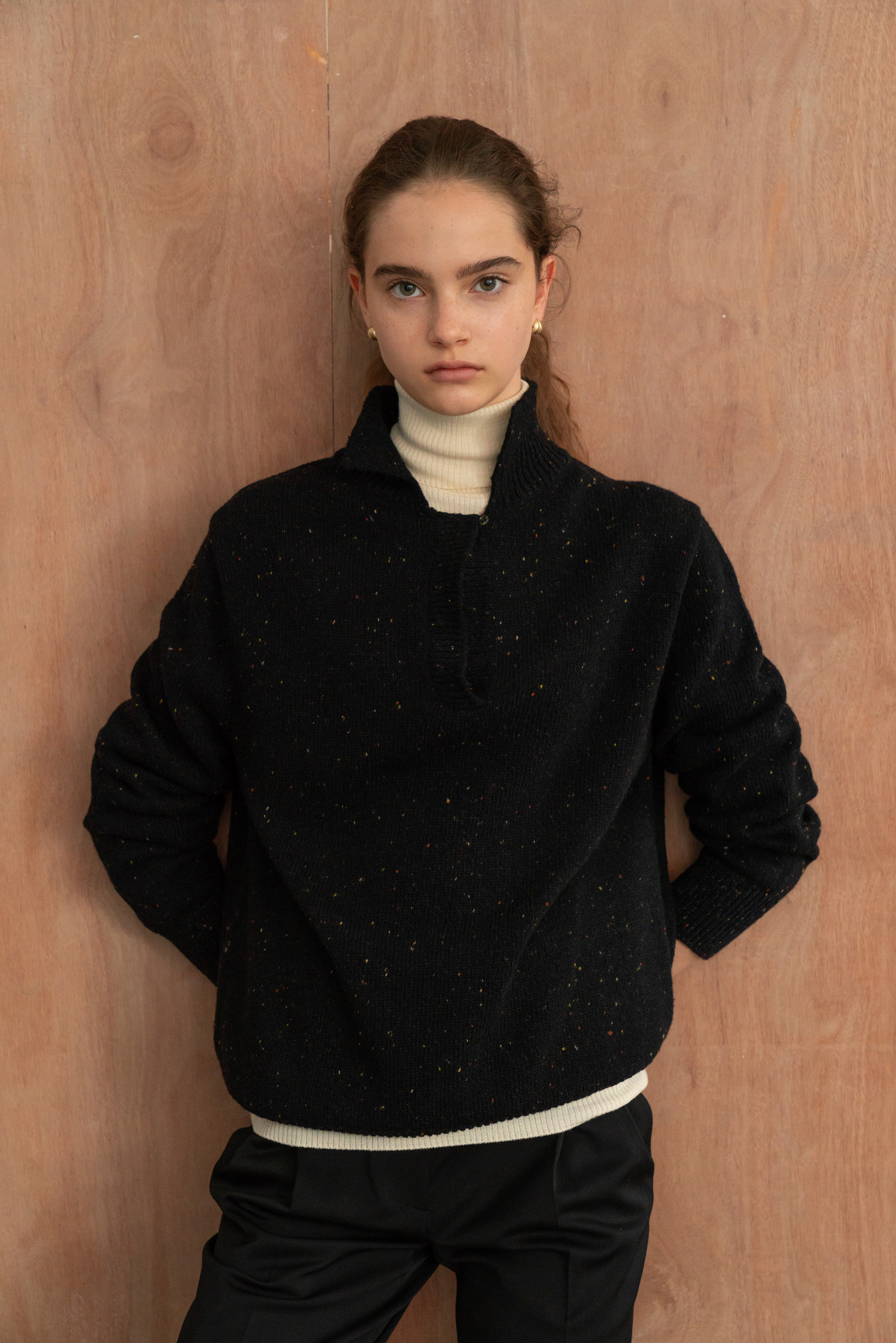 Bella knit (Black)