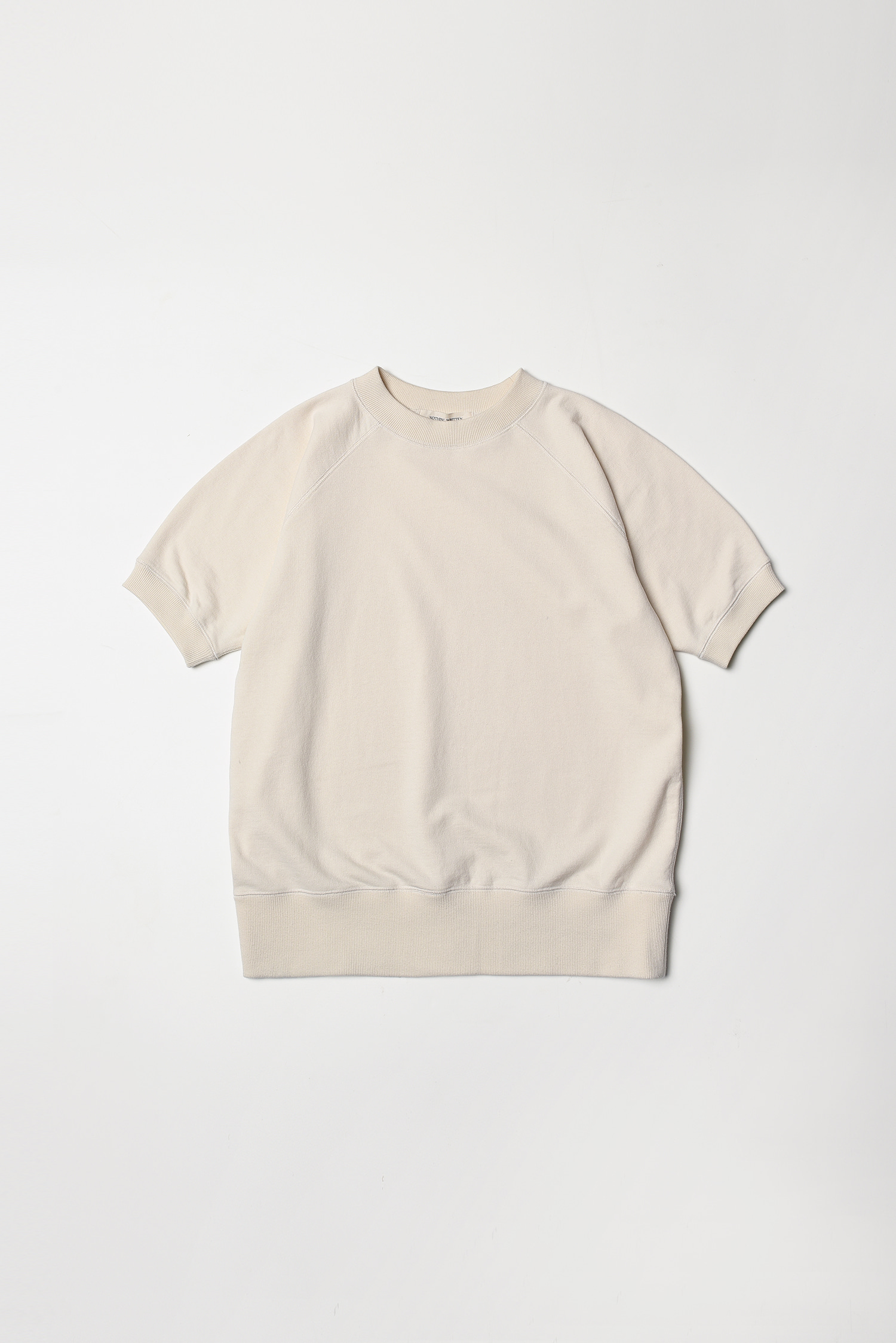 Summer sweat shirts (ivory)